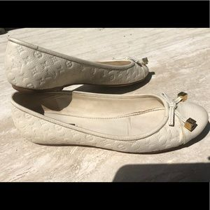 Authentic Louis Vuitton flats